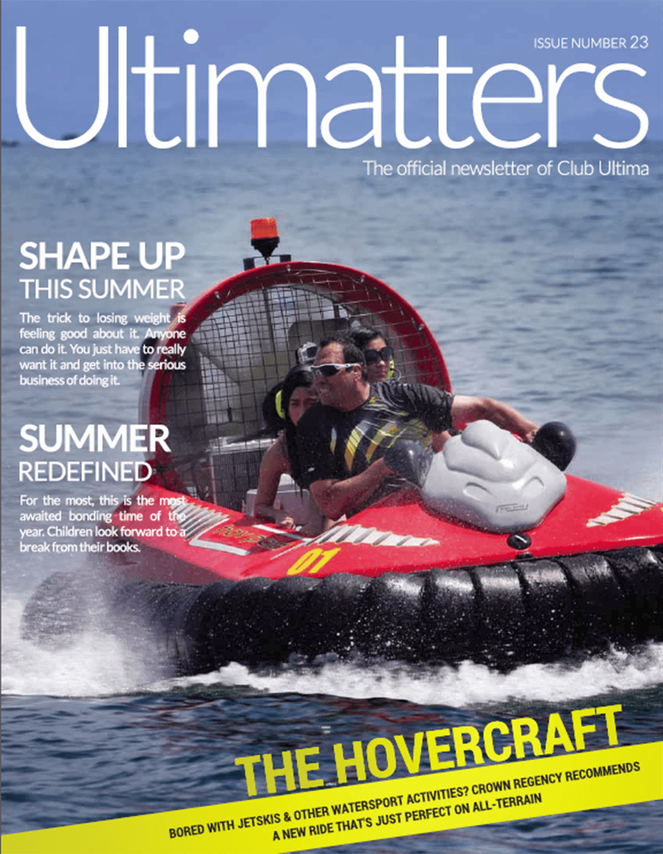 Ultimatters Issue No. 23