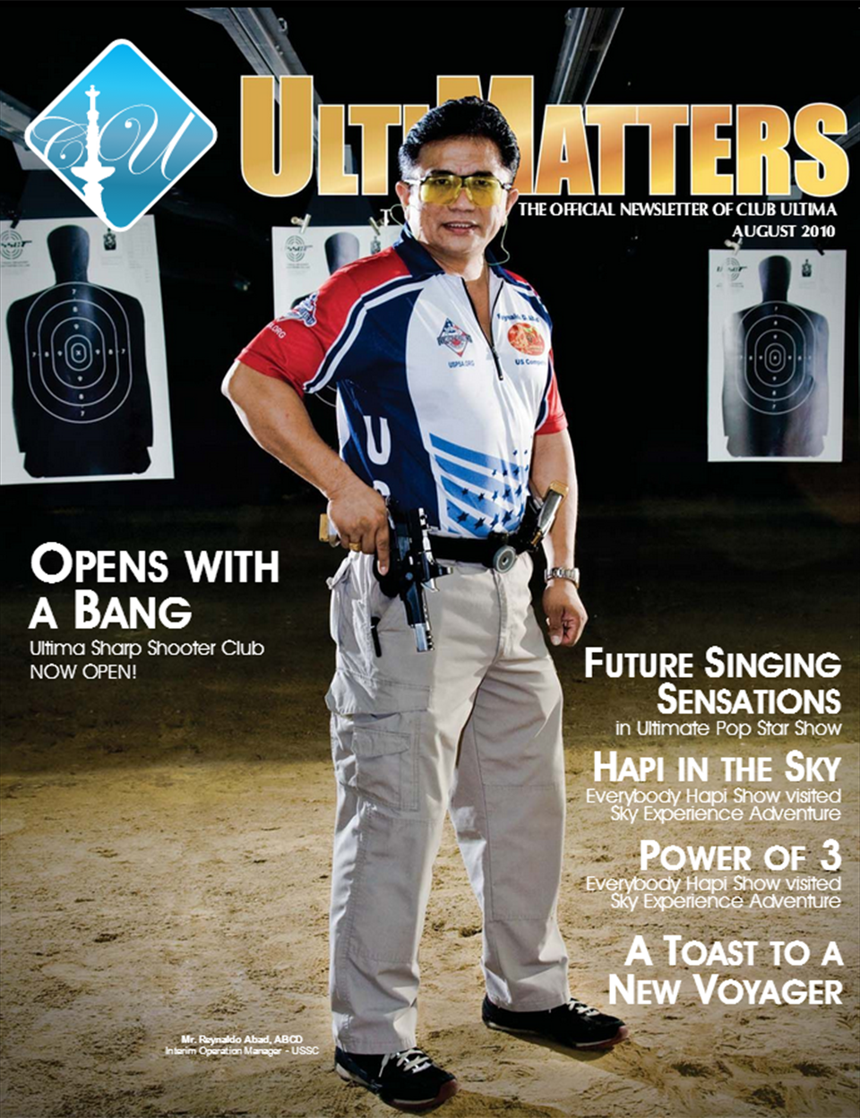 Ultimatters Issue No. 13