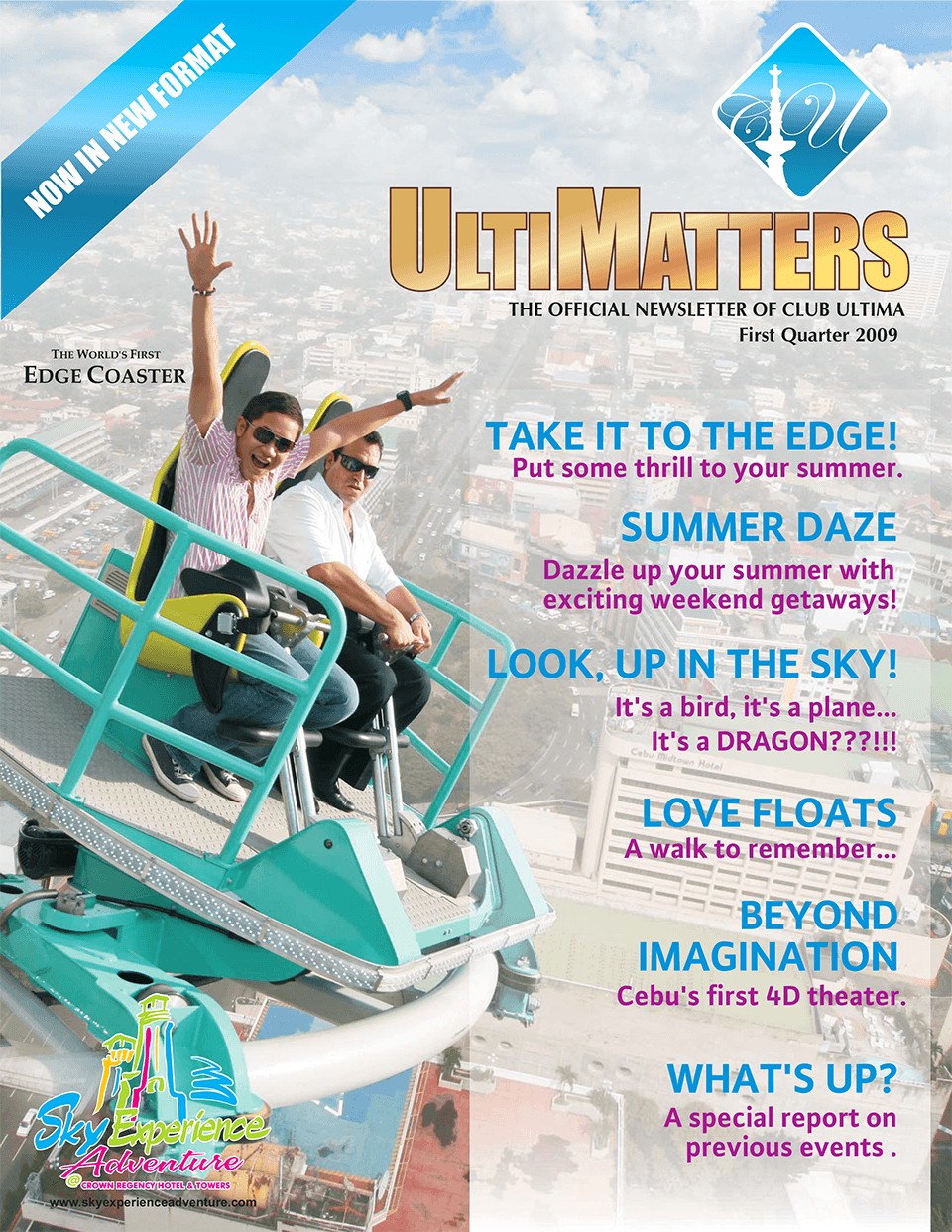 Ultimatters Issue No. 9